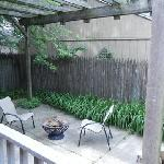 Patio with FirePit