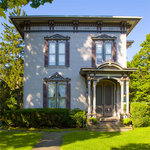 Our 1865 Victorian home right on Main Street welcomes you.