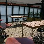 Rear Beer Deck