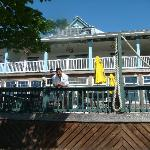 Pleasant Beach Hotel, May 2011