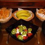 Breakfast Servery