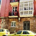Front door at Calle Cisnero 37