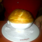 Unbelievably good crab soup
