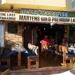 Foto di Last Paradise Bar & Restaurant