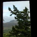 the view at Cadair Idris