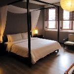 Nak hotel deluxe suite