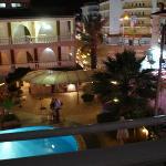 hotel,night