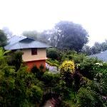 A view from our room, Teen Taley, Sikkim