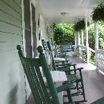The cool of the Front Porch