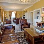Chatton Parks Famous Guest Lounge
