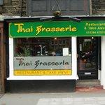 Thai Brasserie Store Front