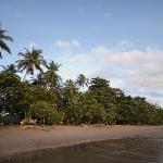 Vue 4 de la plage