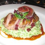 The duck entree that is to die for