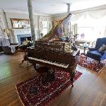 Piano Room at the House (Played Daily During Breakfast)