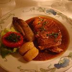 at the Restaurant-local dish
