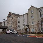 Exterior of TownePlace Suites Texarkana