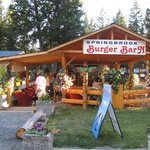 Springbrook Burger BarN