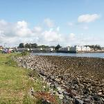 Killyleagh from the harbour