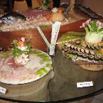Sushi night...
