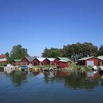 Kaunissaari harbour