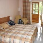 room - 3* pavilion Velacica