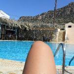 the piscine