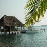 The Dive Boat & Dock
