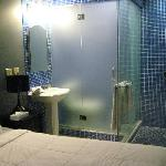 Hotel room with Private bathroom