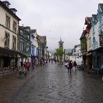 Keswick town square