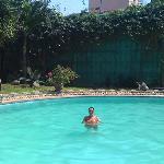 pool at Saigon quy nhon
