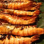 Fresh Grilled Seafood
