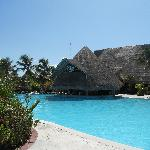 One Of The Pools At The Barcelo Resort