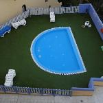 The baby pool