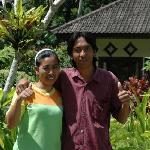GMV is managed by a lovely Balinese couple, Nyoman and Wayan