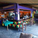 Pub area