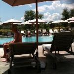 la piscine zen du club med opio