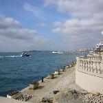Ciragan Palace-Bosphorus/Old Town Views
