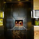 Wood Brick Oven
