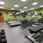 Complimentary use of our newly expanded Fitness Center.