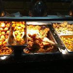 Fried Food Mountain
