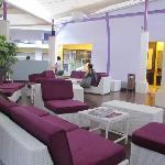 more lounge area