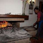 Making the Caccia