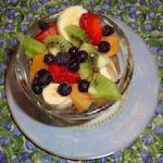 Fruit Salad w/every breakfast