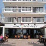 The Romantic's facade