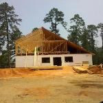 Big Pines Lodge Construction; June 2010