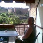 bra start eller slutt på dagen på egen balkong