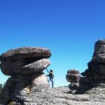 Rocas gigantes