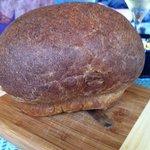 Bread is delicious!