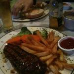 NY tenderlion steak