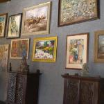 little galery inside